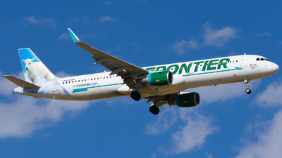 N722FR - Airbus A321-211 - Frontier Airlines