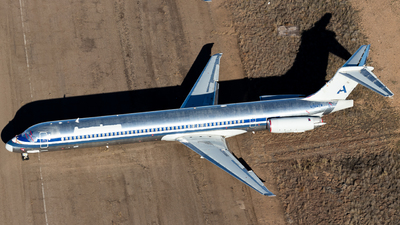 N964TW - McDonnell Douglas MD-83 - Untitled