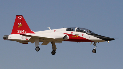 63-8145 - Northrop T-38M Talon - Turkey - Air Force