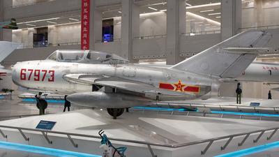 67973 - Mikoyan-Gurevich MiG-15 Fagot - China - Air Force