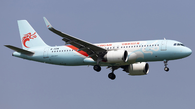 B-321W - Airbus A320-251N - Loong Air