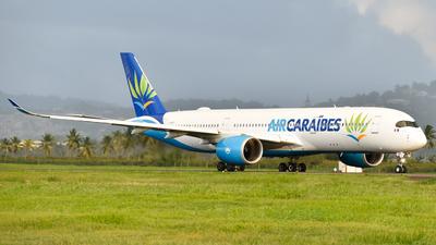 F-HNET - Airbus A350-941 - Air Caraïbes Atlantique
