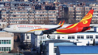 B-1498 - Boeing 737-86N - Hainan Airlines