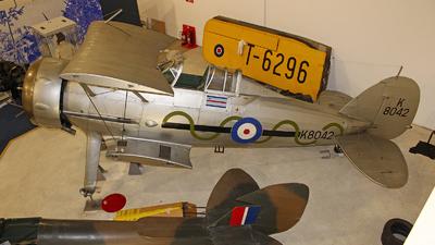 K8042 - Gloster Gladiator Mk.1 - United Kingdom - Royal Air Force (RAF)