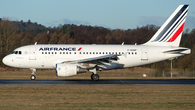 F-GUGP - Airbus A318-111 - Air France