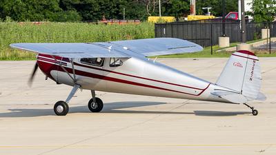 N3047N - Cessna 140 - Private