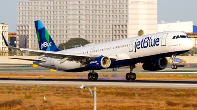 A picture of N964JT - Airbus A321231 - JetBlue Airways - © Andrew Seong