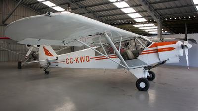 CC-KWQ - Piper PA-18 Super Cub - Private