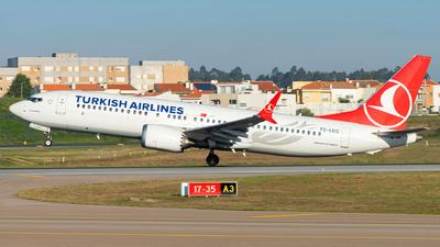 TC-LCC - Boeing 737-8 MAX - Turkish Airlines