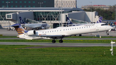 D-ACNG - Bombardier CRJ-900 - Eurowings