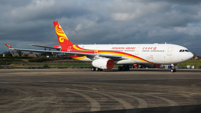 A picture of FWWYI - Airbus A330 - Airbus - © Enzo CATTANIA