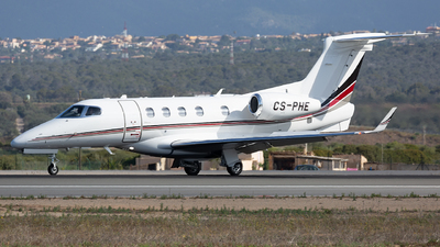 CS-PHE - Embraer 505 Phenom 300 - NetJets Europe
