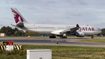 A7-AEE - Airbus A330-302 - Qatar Airways