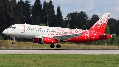RA-89101 - Sukhoi Superjet 100-95B - Rossiya Airlines