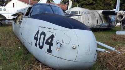 404 - Douglas B-26B Invader - Guatemala - Air Force