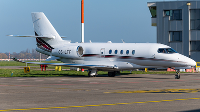 CS-LTF - Cessna Citation Latitude - NetJets Europe