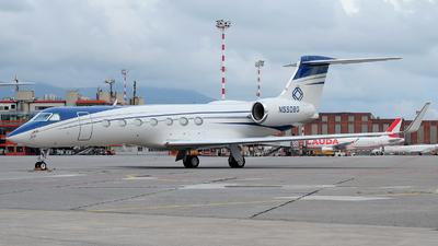 N550BG - Gulfstream G550 - Private