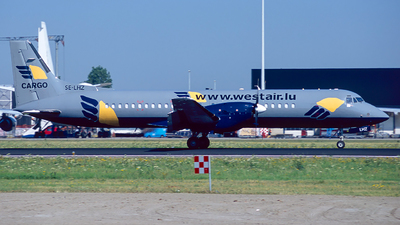 SE-LHZ - British Aerospace ATP(F) - West Air Sweden