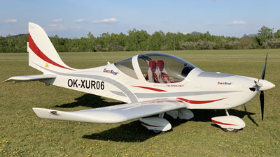 OK-XUR06 - Evektor Eurostar SL - Private