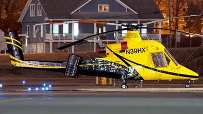 N39HX - Kaman K-1200 K-Max - Helicopter Express