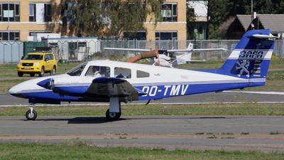 OO-TMV - Piper PA-44-180 Seminole - Ben Air Flight Academy