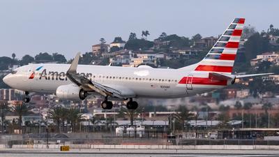 N306NY - Boeing 737-823 - American Airlines