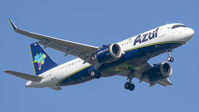 A picture of PRYRL - Airbus A320253N - Azul Linhas Aereas - © Cris.Spotter.mg