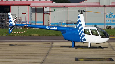 G-RBRI - Robinson R44 Raven II - Helicentre Aviation Ltd