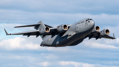 02-1108 - Boeing C-17A Globemaster III - United States - US Air Force (USAF)
