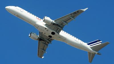 A picture of FHBLN - Embraer E190STD - Air France - © Alexander Portas