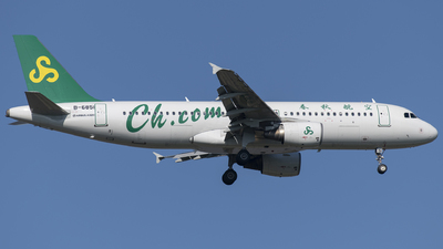 B-6851 - Airbus A320-214 - Spring Airlines