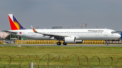A picture of RPC9937 - Airbus A321271NX - Philippine Airlines - © Shan Eusebio Philippine Aviators