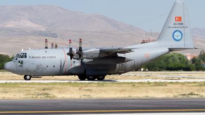 63-13188 - Lockheed C-130E Hercules - Turkey - Air Force