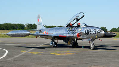 F-AYMD - Canadair CT-133 Silver Star - Private