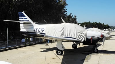 4X-CYP - Rockwell Commander 114 - Private