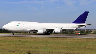 TF-AMR - Boeing 747-45E(BDSF) - Air Atlanta Icelandic