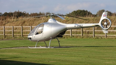 G-CORY - Guimbal Cabri G2 - Private