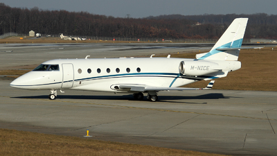 M-NICE - Gulfstream G200 - Private