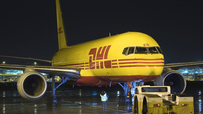 D-ALER - Boeing 757-2Q8(PCF) - DHL (European Air Transport)