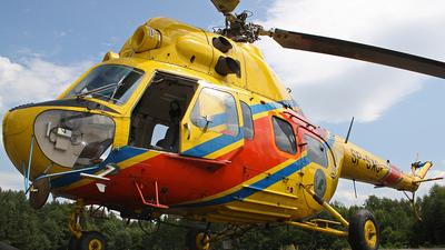 SP-SXG - PZL-Swidnik Mi-2 Hoplite - Heliseco