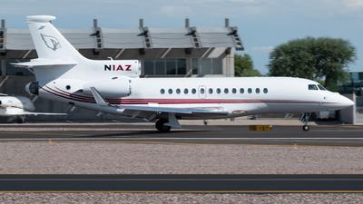 N1AZ - Dassault Falcon 7X - Private