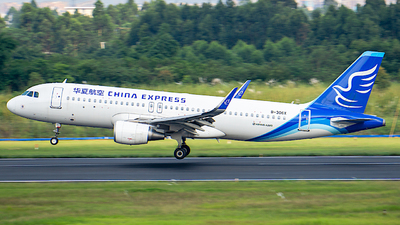 B-306X - Airbus A320-214 - China Express Airlines