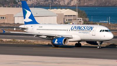 EI-ERH - Airbus A320-232 - Livingston Airlines