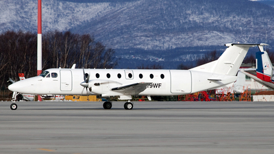 N119WF - Beech 1900C - Private