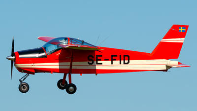 SE-FID - Malmö MFI-9B Trainer - Private