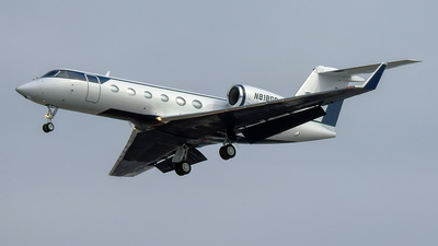 N818GC - Gulfstream G450 - Private