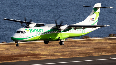 EC-JEH - ATR 72-212A(500) - Binter Canarias