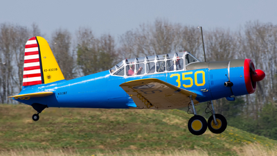 N313BT - Vultee BT-13A Valiant - Private