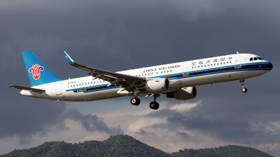 B-8995 - Airbus A321-211 - China Southern Airlines
