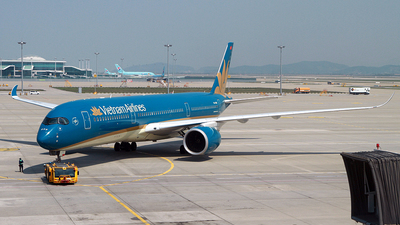 VN-A888 - Airbus A350-941 - Vietnam Airlines